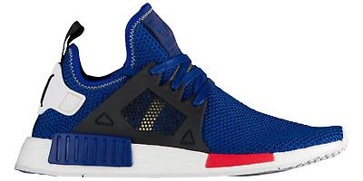 Adidas NMD XR1 Mystery Blue AC7185 Red Black Originals Mens   eBay