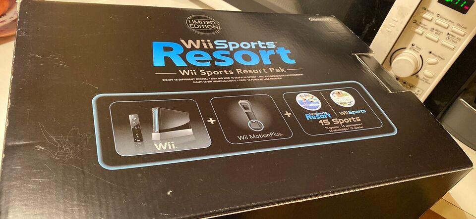 Nintendo Wii, Nintendo Wii, Black Limited Edition