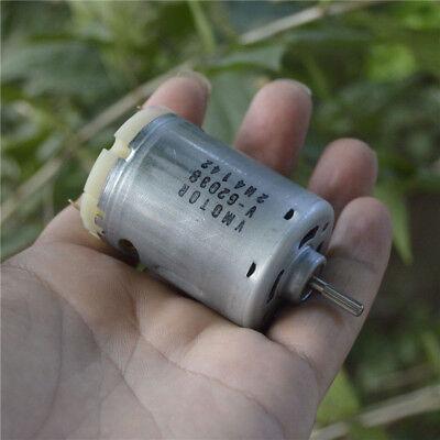 JOHNSON RS-540 DC 7.2V 9.6V 12V 28400RPM High Speed Motor Drill Vacuum Cleaner