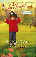 Love Inspired: Hero Dad 296 by Marta Perry (2005, Paperback)