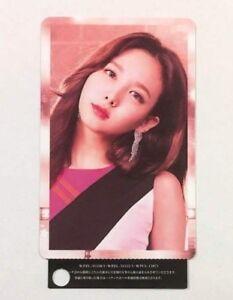 Twice Japan 3nd Single Wake Me Up Official Photo Card