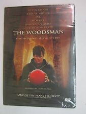 The Woodsman (DVD, 2005) KEVIN BACON - BRAND NEW  FACTORY SEALED   FREE SHIPPING