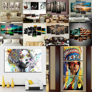 Modern-Home-Canvas-Prints-Painting-Modern-Abstract-Art-Wall-Hanging-Decor
