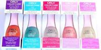 Orly Color Care Nail Polish Basecoat/top Coat/oil/smudge/grow You Choose