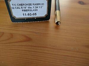 TRESO-T-C-Cherokee-Ramrod-32-Caliber-FIBERGLASS-5-16-MADE-IN-USA-11-93-05
