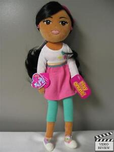 12 inch CLASSY CARLA Stuffed Girl Doll Toy Collectible TY Girlz