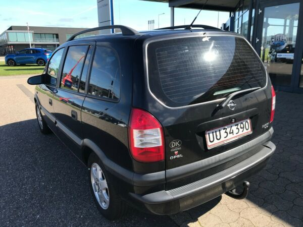 Opel Zafira 1,8 16V Comfort aut. - billede 5