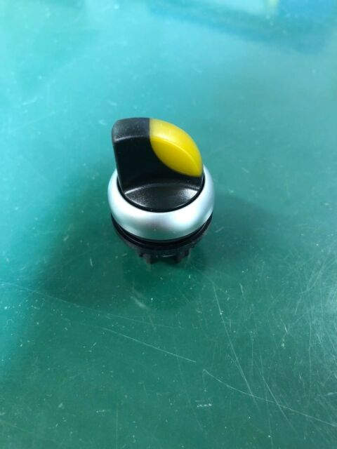 Eaton/Moeller RMQ-Titan Leuchtwahltaste gelb M22-WRLK-Y
