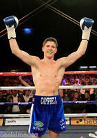 Luke Campbell boxer  Glossy Photo print  A5/ A4 boxing