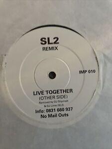 SL2   Live Together Remix / Impact 010