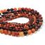 4-6-8-10mm-Lot-Bulk-Natural-Stone-Lava-Loose-Beads-DIY-Bracelet-Jewelry-Necklace thumbnail 79