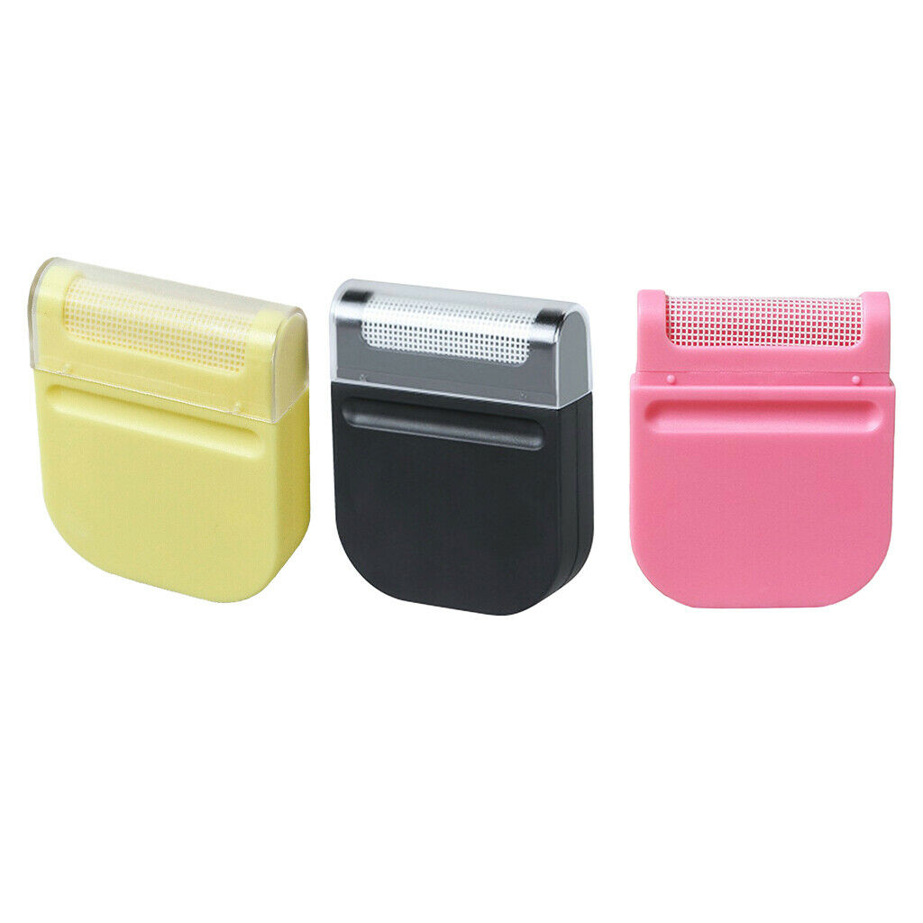 Manual Lint Remover Hair Shaver Clothing Cleaning Trimmer Epilator Tool