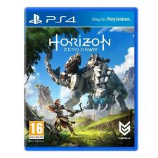 Horizon Zero Dawn PS4 Game - Brand new!