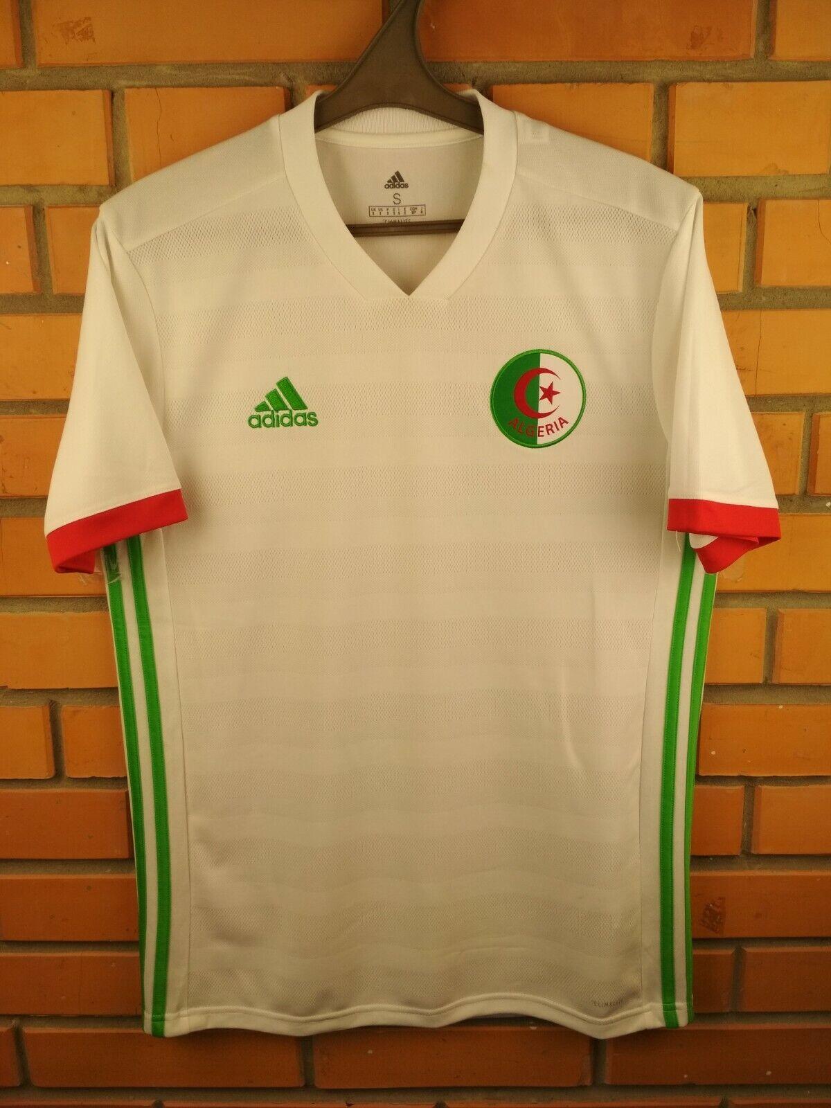 4767c220b83eb Algeria Soccer Jersey Medium 2019 Home Shirt BQ4519 Football adidas Ig93