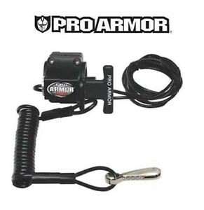 Pro-Armor-Handlebar-Mount-Tether-Switch-Yamaha-4-Wheeler-ATV-Racing-Kill-Tether