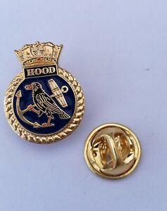 HMS-Hood-Military-Royal-Navy-MOD-Licensed-lapel-pin-badge