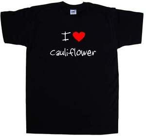 I Love Heart Cauliflower Sweatshirt