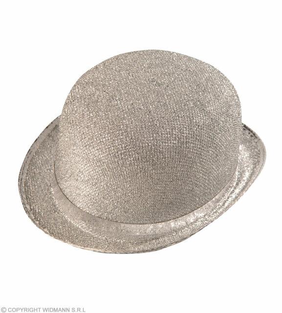 Hat Bowler Felt Laurel hardy Victorian