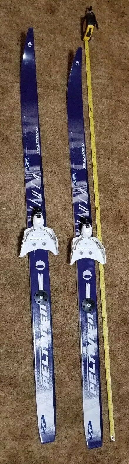 PELTONEN Altura  Touring Youth XC Cross Country 110cm Skis Nordic Norm 75mm  free and fast delivery available