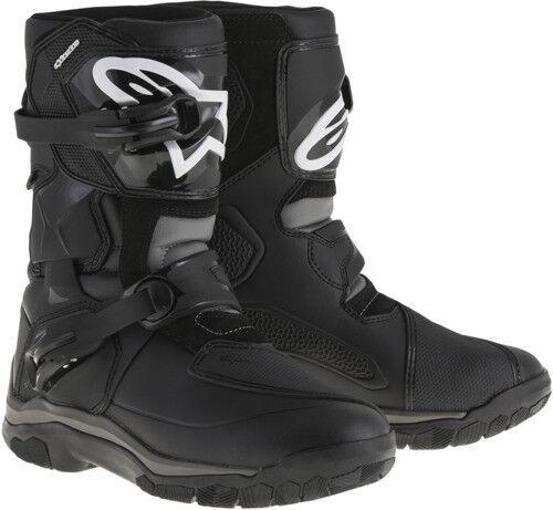 Alpinestars 2047117-10-13 Belize Drystar Boots 13 Black 13 3410-1742
