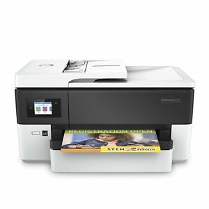 HP-OfficeJet-Pro-7720-Tintenstrahl-Multifunktionsgeraet-A3-4-in-1-Duplex-LAN-WLAN