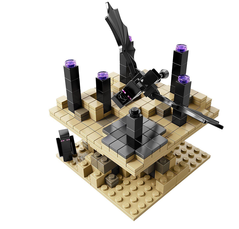 NIB LEGO Minecraft Micro World The End 21107