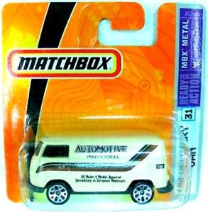 VW-Bus-T1-Modell-Matchbox-Transporter-NEU-amp-OVP