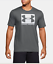 thumbnail 2 - New With Tags Under Armour Men's Logo Tee Top Athletic Muscle Gym Shirt