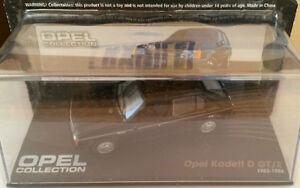 DIE-CAST-034-OPEL-KADETT-D-GT-E-1983-1984-034-OPEL-COLLECTION-SCALA-1-43
