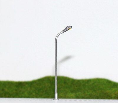 LNH16 10 Stk. Peitschenlampen LED 50mm N / Z Leuchte Lampen Straßenlampen NEU