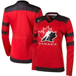 Women 2019 Team Canada Hockey Iihf World Junior Championship Red