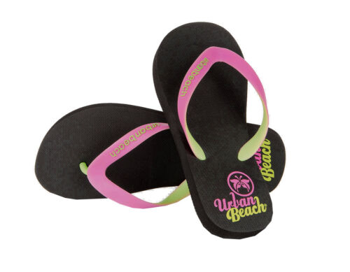Ladies Womens /'Corp/' Casual Rubber Flip Flops Sandals ~ 3 4 5 6 7 8