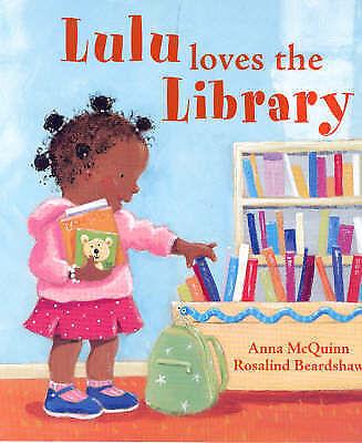 McQuinn, Anna, Lulu Loves the Library, Very Good Book