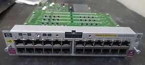 HP-J8161-69101-ProCurve-Switch-5300-XL-10-100-TX-PoE-Module-J8161A
