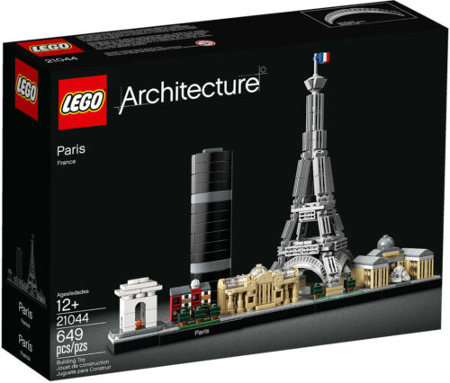 LEGO® Architecture 21044 Paris NEU NEW OVP MISB NUOVO PARIGI