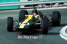 Graham Hill Lotus 33 Monaco Grand Prix 1967 Photograph 2