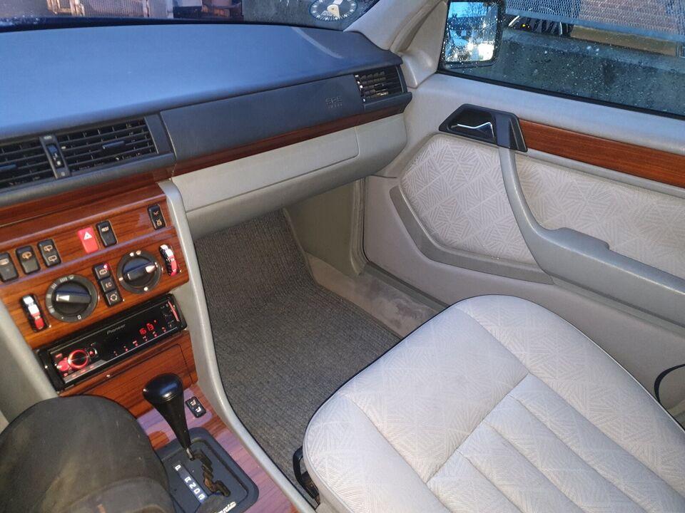 W124 250 E, Turbo, årg. 1994