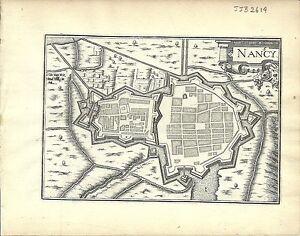 Antique-map-Nancy