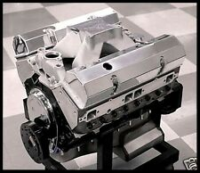 SBC Chevy 421 Stage 4 5 Dart Block AFR Heads Crate Motor 605