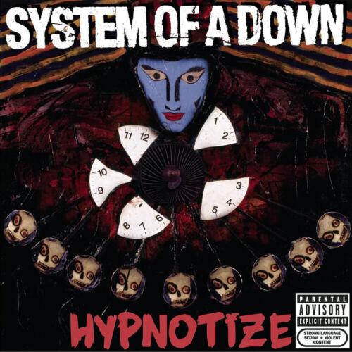 Hypnotize Album Cover Poster Giclée System Of A Down