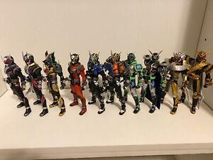 Loose Masked Kamen Rider Figuarts Zi-O Zi O Lot Of 10 US Seller