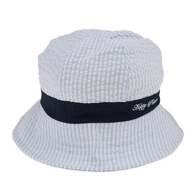Sun Hat Baby Kids Toddler Newborn Boonie Bucket Summer Cotton Cap 1-3 Years