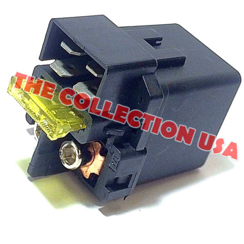 Starter Solenoid Relay For Honda Cb600f 600f2 600f4 600f4i Includes 30 Amp Fuse