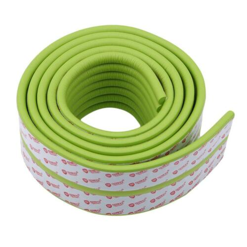 Baby Safety Rubber Glass Table Corner Guards Protectors Soft Child Kids Edge LC