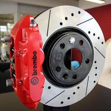 Brembo 4-Kolben Bremsen Upgradekit passend für: (Clio IV RS)