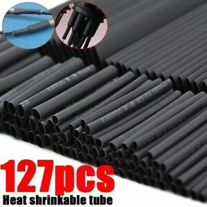 127Pcs-Heat-Shrink-Tube-Assortment-Kit-Electrical-Connection-Wire-Wrap-Cable