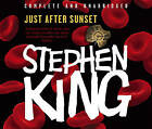 Just After Sunset by Stephen King (CD-Audio, 2008)