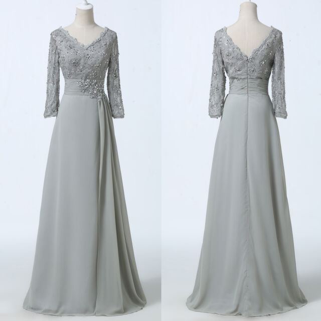 RETRO 50s Mother Of Bride Evening Wedding Homecoming Long Prom Dresses PLUS SIZE