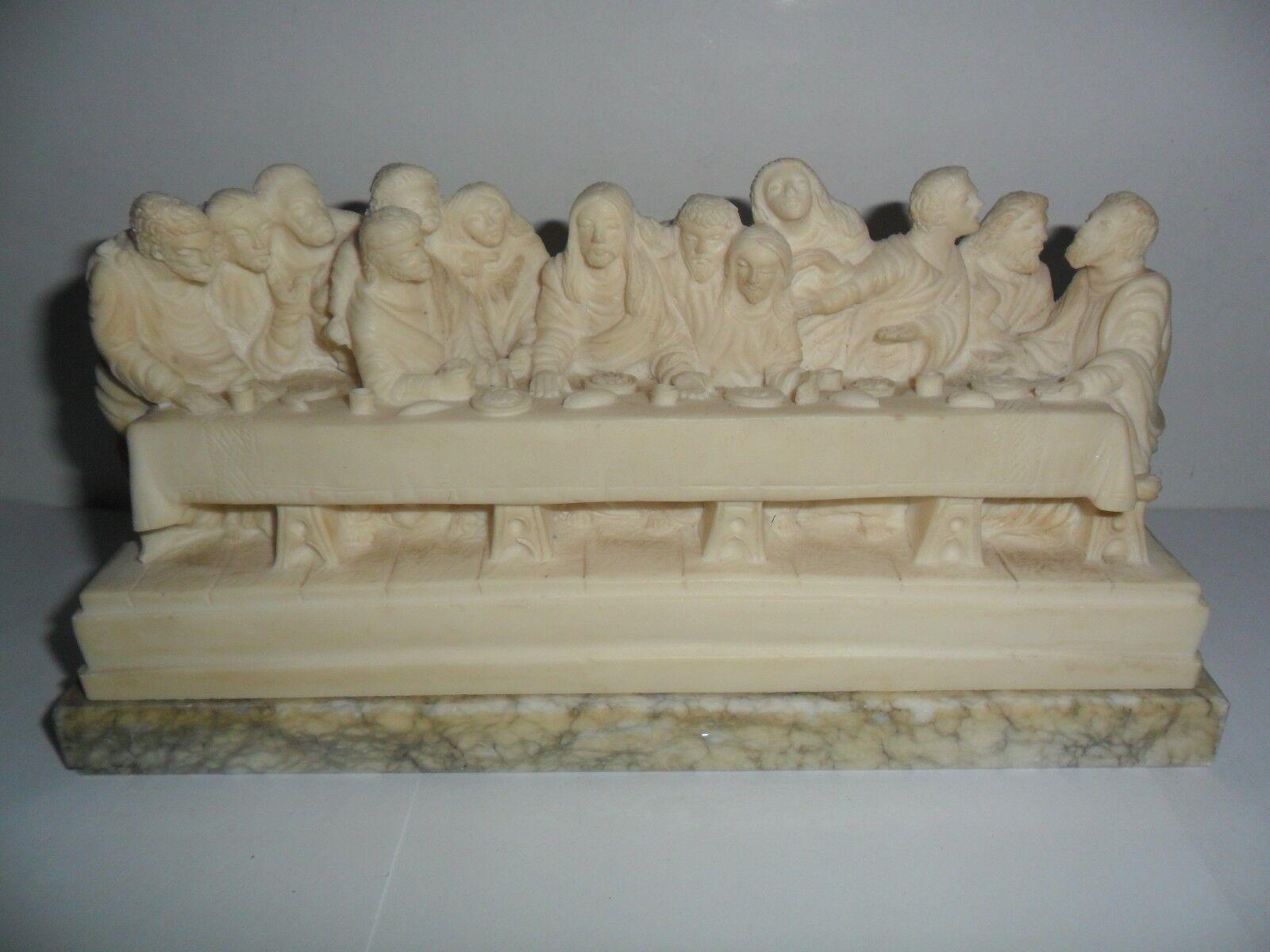 Scultura Vela Marmo Bianco Carrara con Sfera Portoro Sail Marble Sculpture H.23
