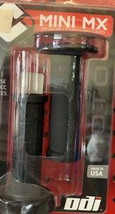 ODI H01MMB Mini MX Grip Black